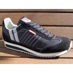 パトリック マラソン / ブラックソイビーン PATRICK スニーカー メンズ MARATHON B.SBN 黒豆 クロマメ 94761