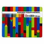 サクラクレパス クーピーペンシル 60色 FY60(5セット)