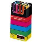 三菱鉛筆 ポスカ PC3M15 細字 15色セット 4902778154878