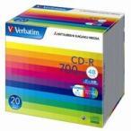 Yahooポイント10倍! 三菱化学メディア CD-R  SR80SP20V1 20枚