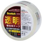 スリーエム ジャパン 透明梱包用テープ 313 1PN 4548623628639