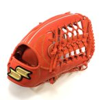 ショッピングSSK 【SSK】エスエスケイ 野球館オリジナル 硬式グローブ プロエッジ 外野手用 オーダーグラブ SSK-3