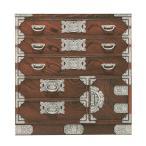 民芸箪笥 和たんす 和風 宝箪笥 90cm整理箪笥 筑後民芸
