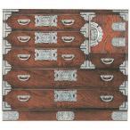 民芸箪笥 和たんす 和風 宝箪笥 105cm整理箪笥 筑後民芸