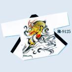 ショッピングはんてん 袢天 刺しゅう 隆印 身丈90cm 身巾68cm 太番手糸 (綿100%)