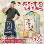 兵庫県産 きぬむすめ10kg お米 白米 玉田商店