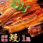 丑の日 早割SALE 超特大 うなぎ 蒲焼き メガサイズ 360g-400g ×1本 ウナギ 鰻 ギフト