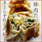 送料無料手作り肉餃子24個セット(簡易包装)