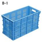 プラスチックコンテナ:岐阜プラ:リステナー:B-1:外寸606×300×357有効内寸560×260×344