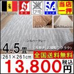 Yahoo!大漁カーペット ヤフーショップカーペット 4.5畳 絨毯 じゅうたん 新商品 ベルギー製  防炎 撥水 ナチュラル 安い 激安 品名 ハイウェイ 江戸間 4.5畳 261×261cm