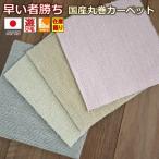 カーペット 3畳 絨毯 防音特級 LL-30 じゅうたん 江戸間3帖カーペット P-1000
