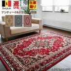 カーペットラグ 6畳 絨毯 じゅうたん ラグ ベルギーラグ 激安カーペット 約6畳カーペット 240x330cm シラズ4