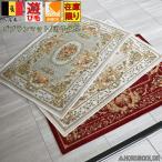 玄関マット 薄手 ゴブラン織 茶系 ミッシェル ブラウン色 マット 67 110cmサイズ
