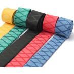 TaiSeiDC 熱収縮ラバーグリップ 滑り止めグリップ 長さ1.0M サイズ 内径35mm 5色選択(黒青緑赤黄)