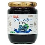 ■【ムソー】国内産ブルーベリージャム 200g