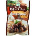 ■【ムソー】(三 育)和風野菜大豆ボール100g