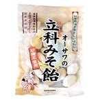 オーサワの立科みそ飴(切飴)120g ■10月〜6月限定品