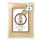 オーサワ 有機玄米(つや姫)国内産2kg  ◆有機JAS認定品