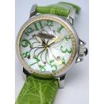 リトモラティーノ 腕時計 ステラ クォーツ グリーンベルト D3EB21GS