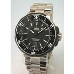 ORIS オリス 腕時計 プロダイバー デイトチタニウム Ref.733 7646 7154-07 82671PEB正規品