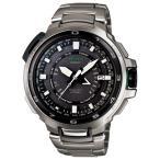 カシオ プロトレック 最上位MANASLUマナスル マルチバンド6タフソーラー電波 PRX-7000T-7JF腕時計