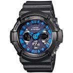 ショッピングShock 【G-SHOCK】ジーショック 腕時計 Metallic Colors(メタリックカラーズ)アナログデジタル GA-200SH-2AJF メンズ