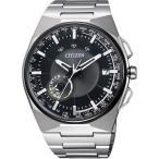 CITIZEN シチズン 腕時計 エコドライブ サテライト ウエーブF100 衛星電波受信 CC2006-53E メンズ