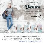 スマホケース BALES(バルス) 手帳型 Native Denim Case(ネイティブデニムケース) season2 (iPhoneX専用 iPhone7/8専用)
