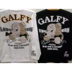 CRUTCH GALFY ガルフィー長袖Tシャツ