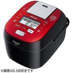 パナソニック スチーム&可変圧力IHジャー炊飯器 SR-SPX187-RK 炊飯器