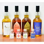 【量り売りウイスキー】イチローズモルト ホワイトラベル、ミズナラウッド、ワインウッド、リミテッドエディション 4種類飲み比べセット(各50ml×4本)