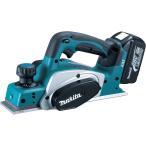マキタ KP180DRF 充電式カンナ 切削幅82mm 18V 3.0Ah