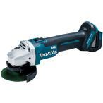 マキタ GA403DZN 充電式ディスクグラインダ 本体のみ 14.4V (100mmスライドスイッチタイプ)