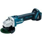 マキタ GA404DZN 充電式ディスクグラインダー 本体のみ 18V (100mmスライドスイッチタイプ)