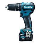 マキタ HP332DSMX 充電式震動ドライバードリル 10.8V 4.0Ah 32N.m コンクリート8mm