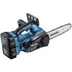 マキタ MUC252DRM2 充電式チェンソー ガイドバー250mm 18V+18V=36V 4.0Ah