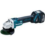 マキタ GA403DRGN 充電式ディスクグラインダー 14.4V 6.0Ah (100mmスライドスイッチタイプ)
