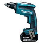 マキタ FS453DRG 充電式スクリュードライバー 18V 6.0Ah