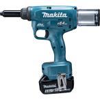 マキタ 充電式リベッタ RV250DRG 18V 6.0Ah 【対応リベットφ2.4〜6.4mm】 バッテリー/充電器セット品