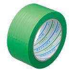 養生テープ パイオラン クロス粘着テープ Y-09-GR 塗装養生用 グリーン 幅50mm×長さ25m巻 1巻 ダイヤテック