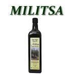 オリーブオイル エクストラバージン 1l ギフト ギリシャ カラマタ コロネイキ 1000ml MILITSA