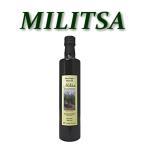 エキストラバージンオリーブオイル ギリシャ カラマタ ギフト コロネイキ ノンフィルター 500ml MILITSA