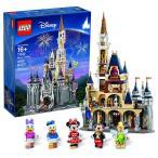 送料無料 並行輸入品 LEGO レゴ ディズニーシンデレラ城 Disney World Cinderella Castle 71040
