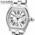 カルティエ ロードスターXL GMT(W62032X6) メンズ