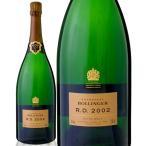 【マグナムボトル】ボランジェR.D.[2002]1500ml(泡・白)(ワイン(=750ml)9本と同梱可)