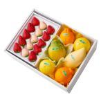 ギフト 内祝い お返し 結婚祝い 出産祝い 【公式】 新宿高野 紅白いちご&旬果D #29100