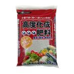 同梱・代引き不可 あかぎ園芸 高度化成肥料14-14-14 10K 2袋 (4939091521018)