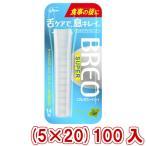 (本州一部送料無料) 江崎グリコ ブレオ BREO SUPER クリアミント(5×20)100入 (Y10)