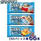 (本州一部冷凍送料無料) 赤城乳業 ガリガリ君ソーダ(32+1)×2箱 66本入(冷凍)
