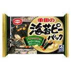 (本州一部送料無料) 亀田製菓 海苔ピーパック 12入  (Y10)